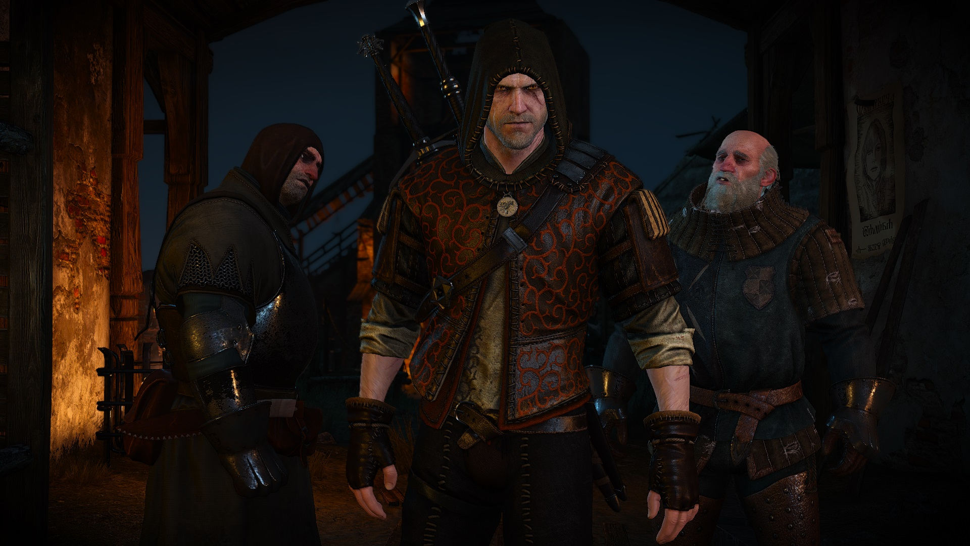 Butcher Of Blaviken At The Witcher 3 Nexus Mods And Community The witcher 3 wild hunt butcher of blaviken and the can't touch this trophy and. nexus mods