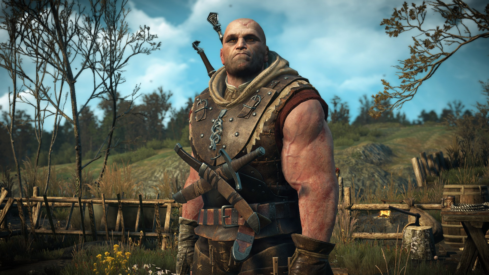 Letho Witcher 3