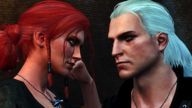 Triss and her young lover