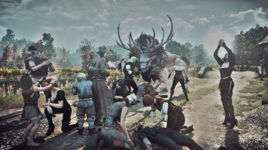 The Beast of White Orchard
