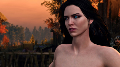 Yennefer in White Orchard