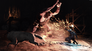 Cyclops vs Wolves