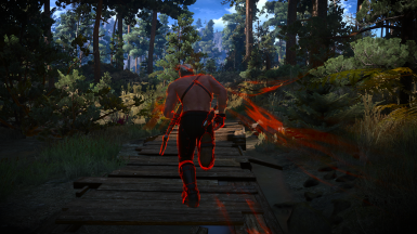 Im Geralt Of Rivia  and Im the fastest man alive