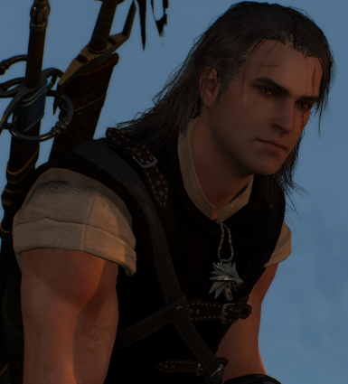 Modded Hair Also Works