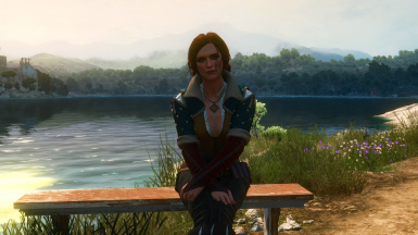 Triss the douce