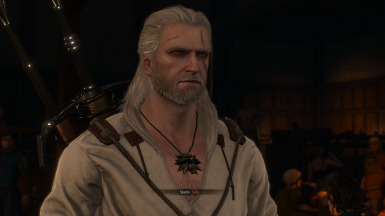 Reworked Hair and Beard - New Version