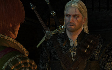 His name was Geralt of Rivia