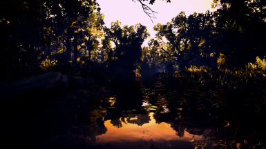 Water in HDPR is gorgeous