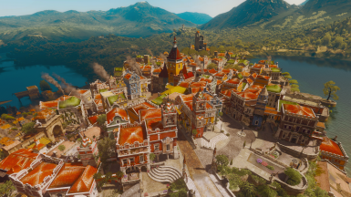 Beauclair Uptown Area