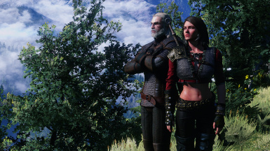 The first Witcher's adventure