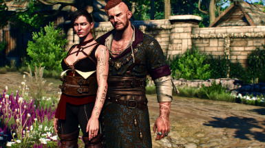 Bad Girl and Bad Olgierd