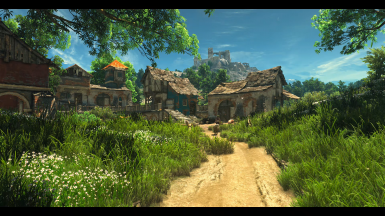A Village In The Toussaint