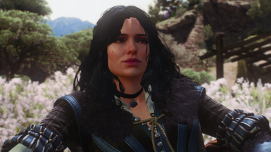 New Hair for Yennefer