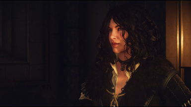 She is the reason which I dont get tired of playing TW3 My bigger love