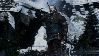 A Witcher of old