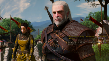Geralt Revamped