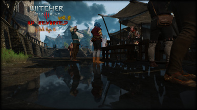 The Witcher 3 HD Reworked Project 4-8