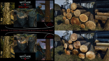 The Witcher 3 HD Reworked Project 12 News