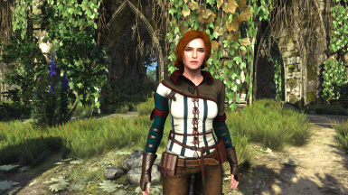 Beauty of Triss