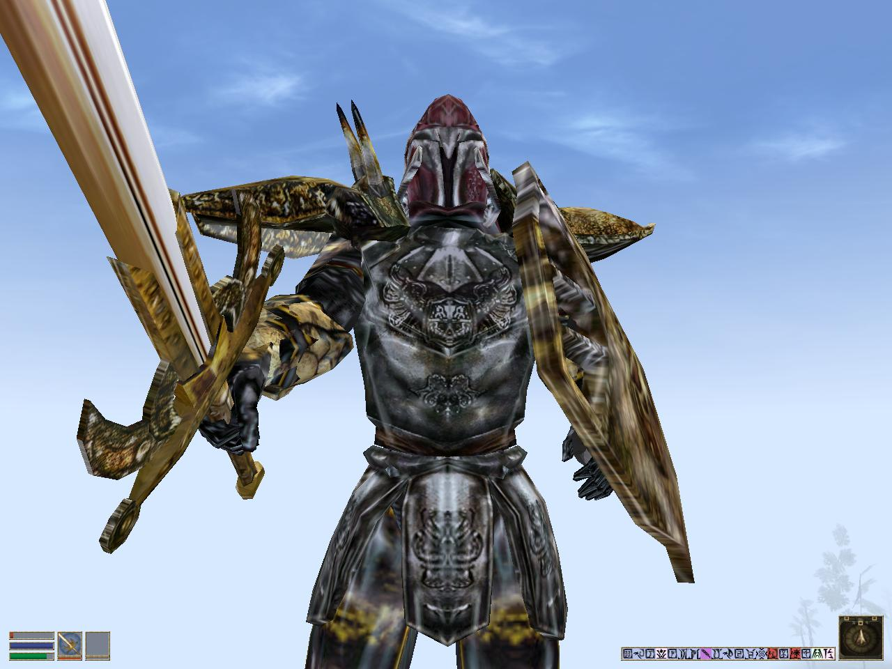 Paladin Armor - A mod for Morrowind at Morrowind Nexus - mods and community