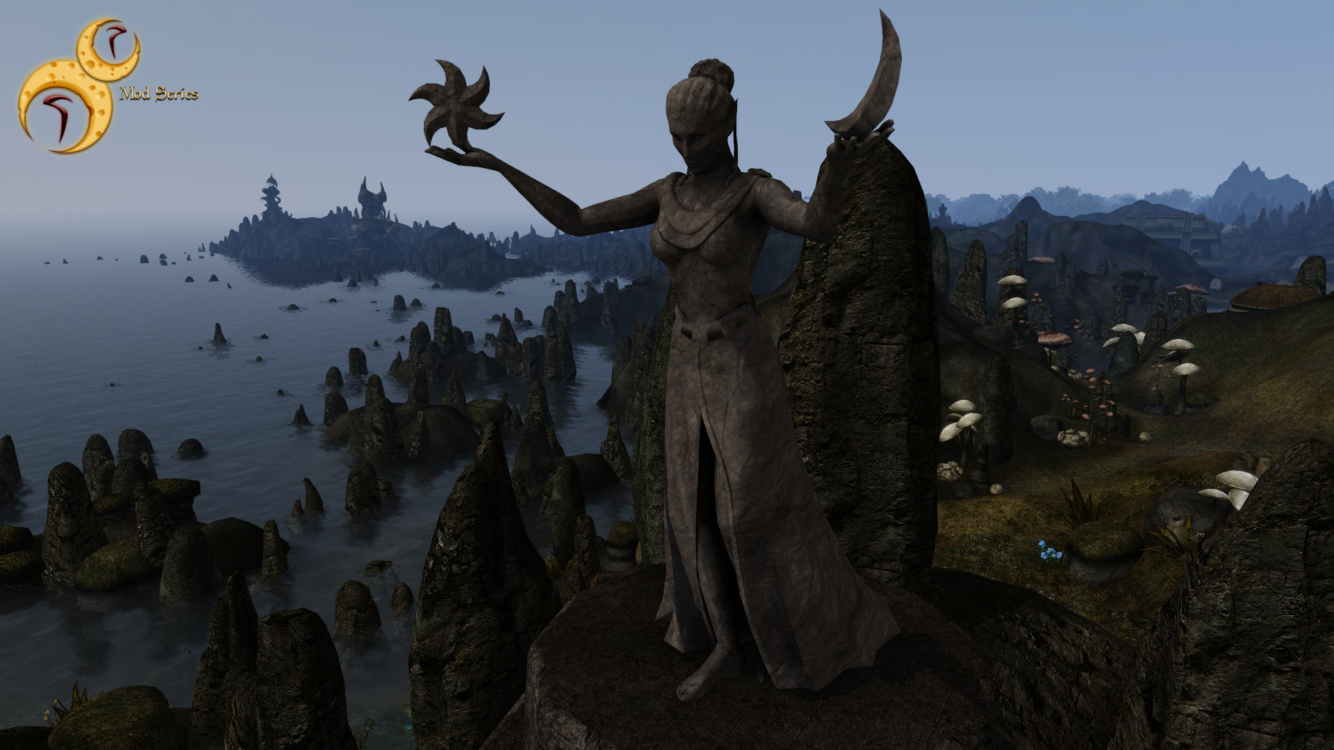 how to make mods for morrowind