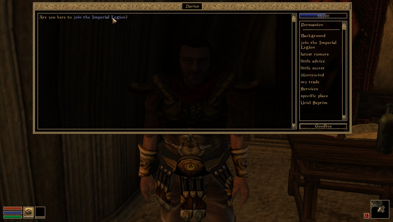 Falyn Indoril's The Emperor's Septim At Morrowind Nexus  Mods Andmunity