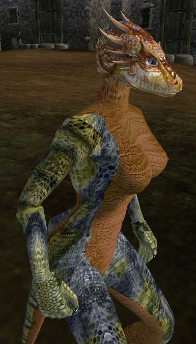 RTS BB2 Argonian Female