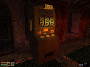 Dwemer Slot Machine