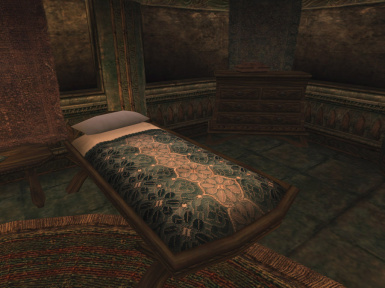 AST beds texture replacer