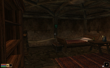 Caius Cosades House Extention