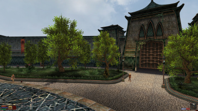 v2 Temple Courtyard - After