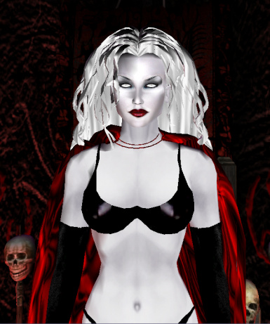Lady Death Companion