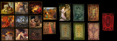 Paintings And Tapestries