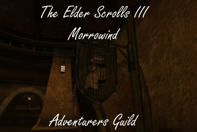 Morrowind Adventurers Guild
