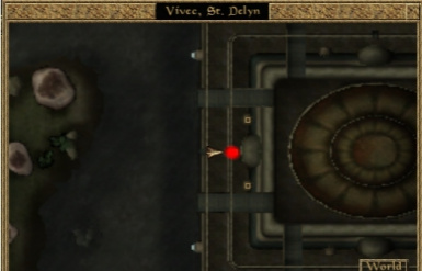 Vivec House On Map