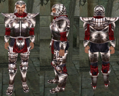 Imperial Silver Armor Resource