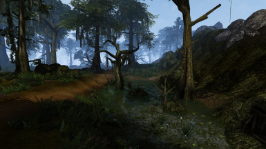 Morrowind Overhaul - Sounds And Graphics