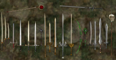 Meskoa Weapon Pack