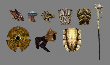New models for unique items