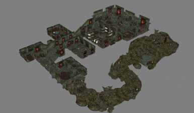 New Dungeon - Fort Ashmoth
