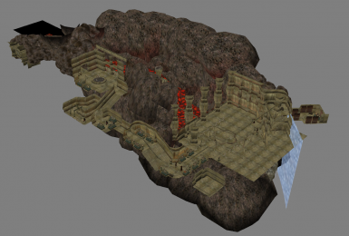 New Dungeon - Outpost Renius/Phnem Ancestral Tomb