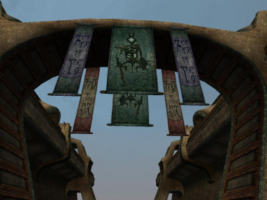 Vivec banners bfore