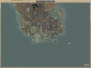 Very rich creeper and mudcrab with new services at morrowind nexus the location of the crab on the world map gumiabroncs Image collections