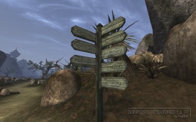 Signposts Retextured 1-2 TR