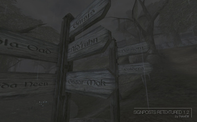 Signposts Retextured 1-2