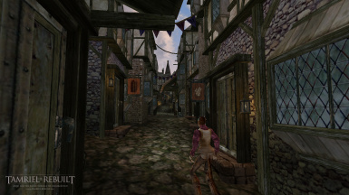 Old Ebonheart Alley