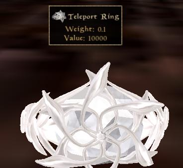 Improved Ring of Teleportation