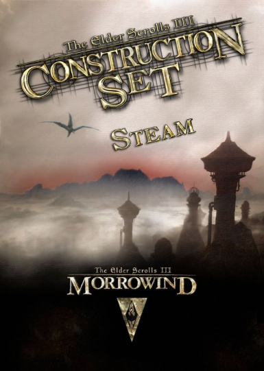 TESCS fixed for Morrowind Steam GOTY edition v161820 - VO and VF