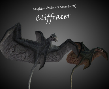 Blighted Animals Retextured