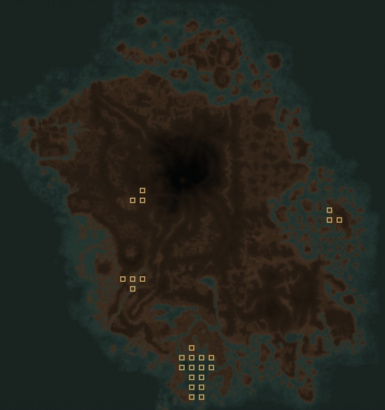 Morrowind City Map Markers